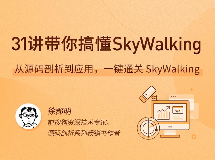 31 讲带你搞懂 SkyWalking